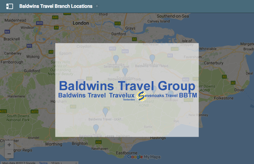 Baldwins Travel - Maidstone